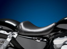 Le Pera Bare Bones Seat Smooth for Sportster XL 04-06 & 10-17