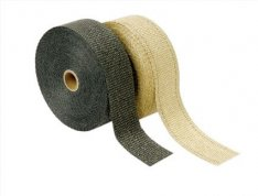 DEI Exhaust Wrap Tan 2″ x 50ft - 50mm x 15,2m