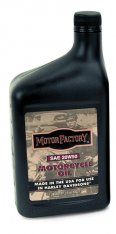 Motor Factory Motorcycle Oil SAE 20w50