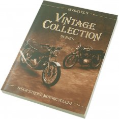 Clymer Vintage Collection - 4 Stroke Motorcycles