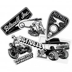 Biltwell Giant Sticker Pack