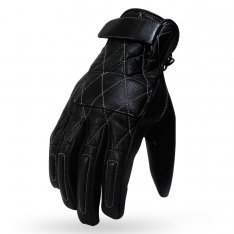TG Silver Lake Torc Gloves Black