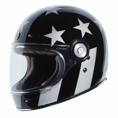 TORC T-1 Full Face Helmet Captain Vegas