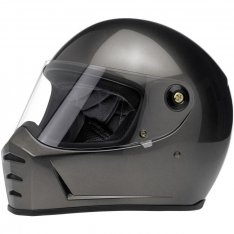 Biltwell Lane Splitter Helmet Full Face Bronze Metallic