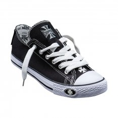 West Coast Choppers Warrior Low-Tops Black
