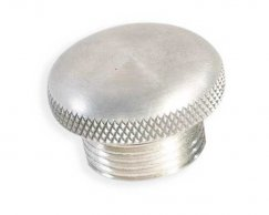 Greasy Coast Aluminium gas cap