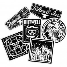 Biltwell VNM Sticker Pack