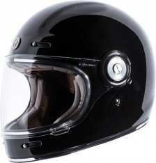 TORC T-1 Full Face Helmet Gloss Black