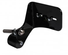 Thunderbike Sportster Side Mount License plate short black