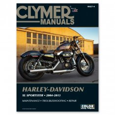 Clymer Repair Manual HD Sportster XL 2004-2013 M427