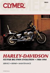 Clymer Update Repair Manual HD Evolution Big Twin 84-98 M422