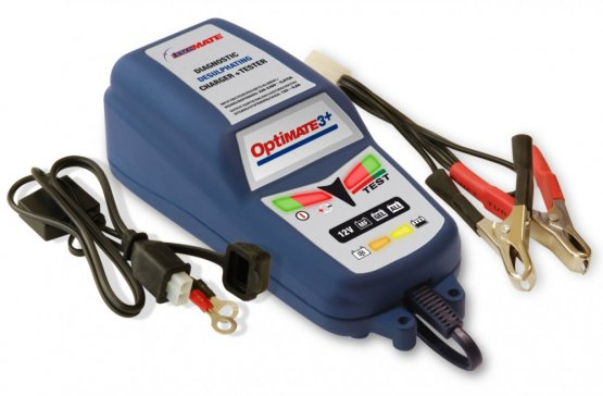 Optimate 3 Battery Charger