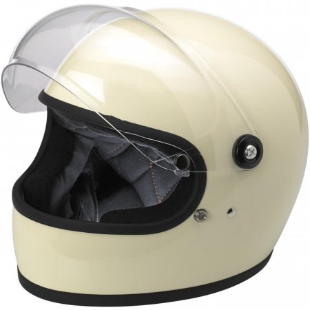 Biltwell Gringo S Bubble Shield Clear Anti Fog
