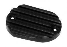 Brake Master Cylinder Cover Aluminum Black