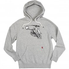Biltwell Giant Pullover Grey