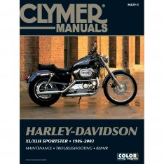 Clymer Repair Manual HD Sportster XL-XLH 1986-2003 M429
