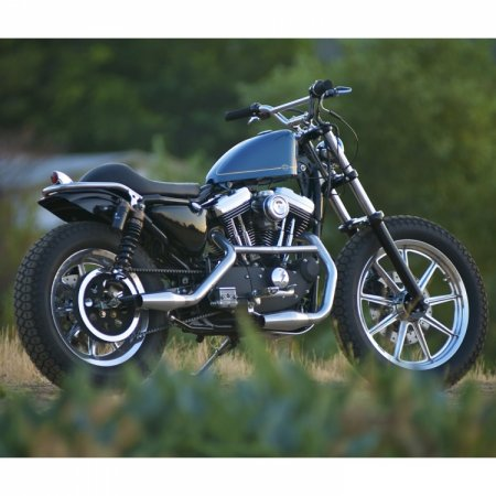"Biltwell Moto Bar Handlebars Black 1"" - 25,4 mm"
