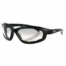 Bobster Fat Boy Photochromatic Motorcycle Sunglasses