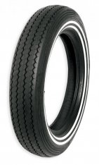 Shinko 240 Classic Tire MT 90-16 74H Double White Wall