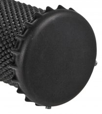 End Cap for Grips and Forward Controls Crown black