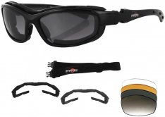 Bobster Road Hog II Motorcycle Sunglasses