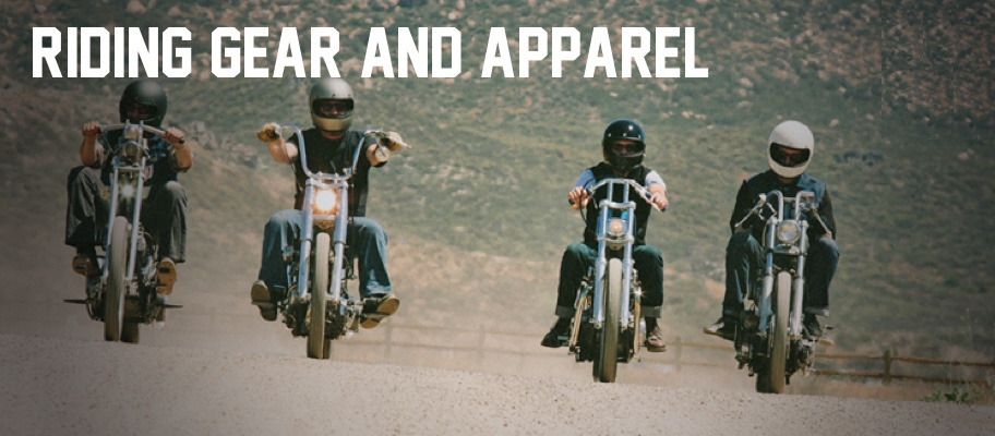Men's Riding Gear & Apparel