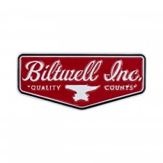 Biltwell Shield Enamel Pin