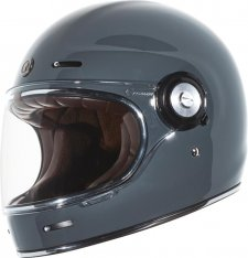 TORC T-1 Full Face Helmet Gloss Grey