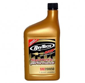 RevTech synthetic oil MTP 20W50