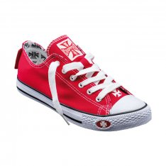 West Coast Choppers Warrior Low-Tops Red