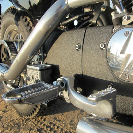 Biltwell Mushman Foot Pegs H-D Polished