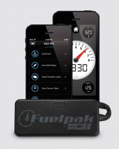 Fuelpak FP3 J1850 (4-Pin) by VANCE & HINES for Harley Davidson