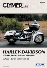 Clymer Update Repair Manual HD Touring Twin Cam 1999-2005 M430-2