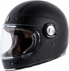 TORC T-1 Full Face Helmet Flat Black