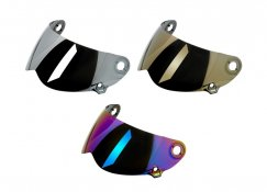 Biltwell Lane Splitter Shield Gen2 Mirror ECE