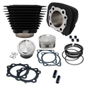 883 to 1200cc Conversion Kit pro 1986-2019 HD® Sportster