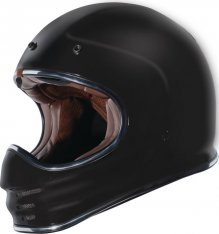 TORC T-3 MX Full Face Helmet Flat Black