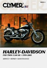 Clymer Update Repair Manual HD Dyna Twin Cam 1999-2005 M425-3