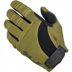 Biltwell Moto Gloves Black-Olive