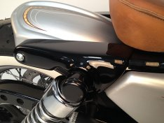 Cult-Werk Short ABS fender strut covers