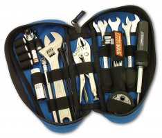 CruzTOOLS Roadtech Teardrop Tool Kit pro HD